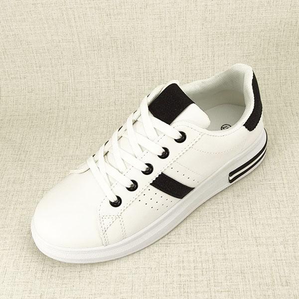 Sneakers alb cu negru Sonia 2 [1]