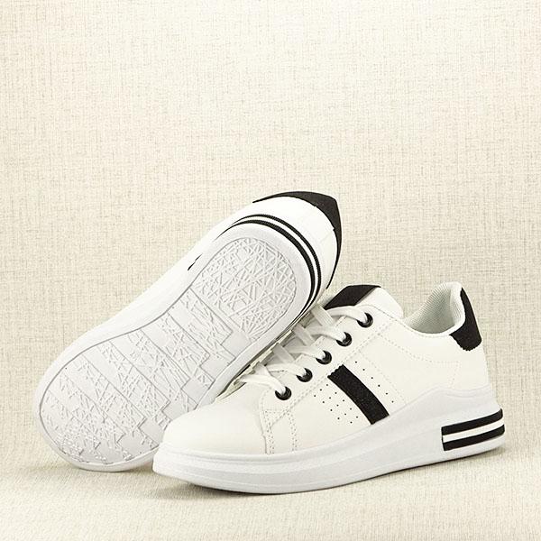 Sneakers alb cu negru Sonia 2 [7]