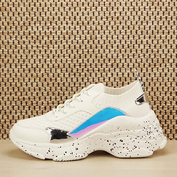 Sneakers alb Martina [0]