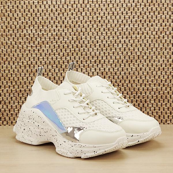 Sneakers alb Martina [2]
