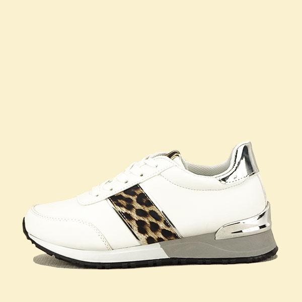 Sneakers alb Maya [0]