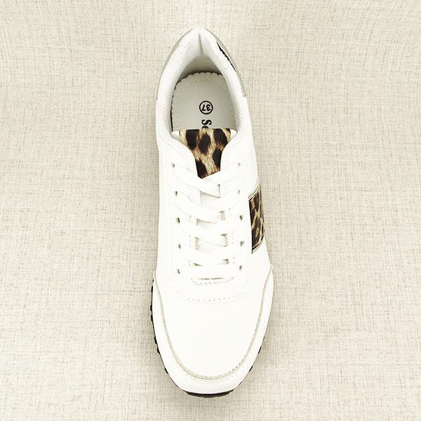 Sneakers alb Maya 1