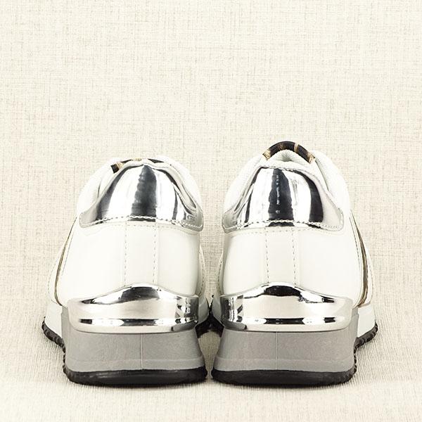 Sneakers alb Maya [6]
