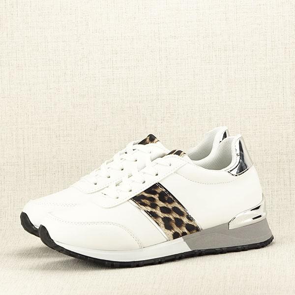 Sneakers alb Maya 2