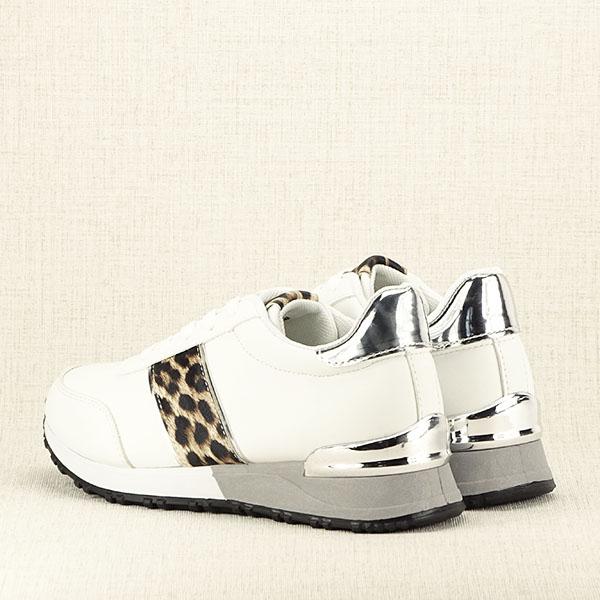 Sneakers alb Maya [4]