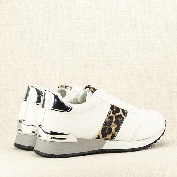Sneakers alb Maya 5