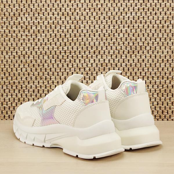 Sneakers alb Taylor [3]