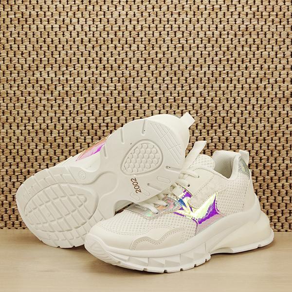 Sneakers alb Taylor [7]