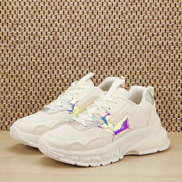 Sneakers alb Taylor [1]