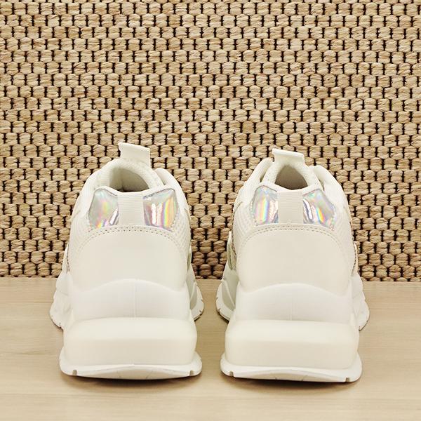 Sneakers alb Taylor [5]