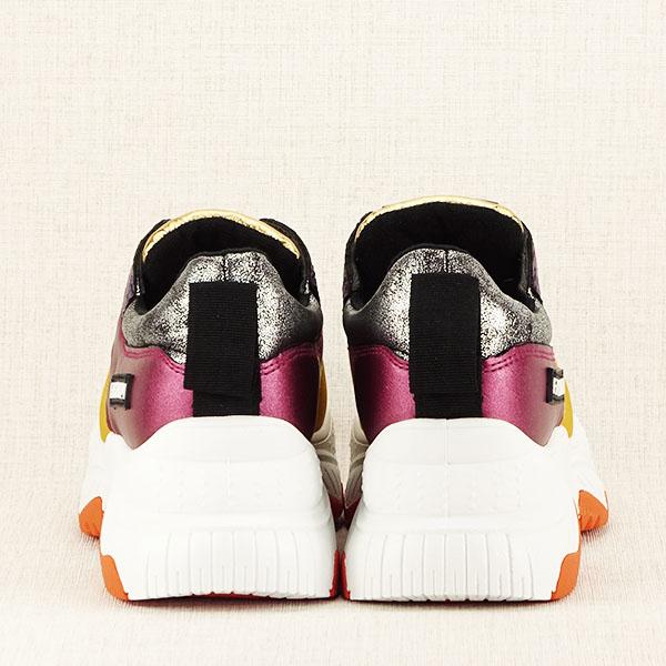 Sneakers auriu Valeria [6]