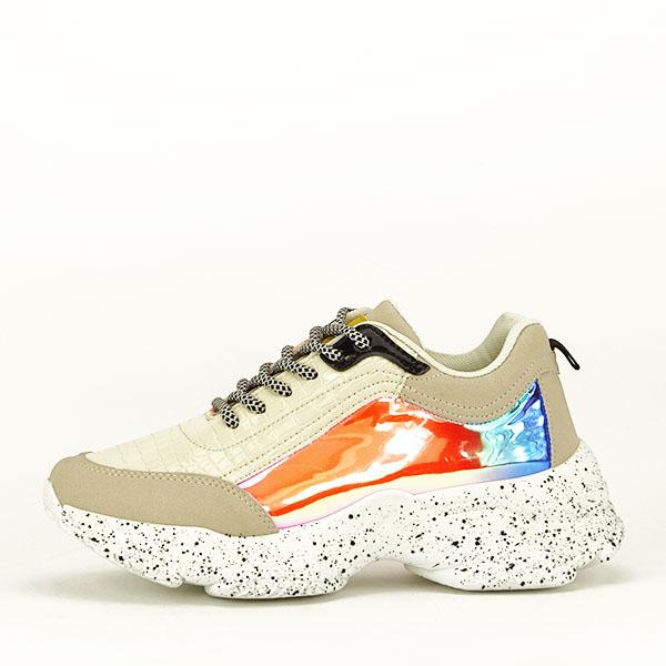 Sneakers bej Daiana 0