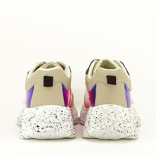 Sneakers bej Daiana 6