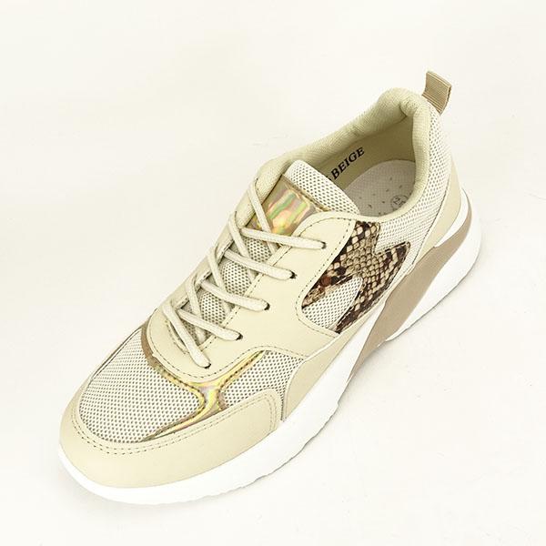 Sneakers bej Fabia [1]