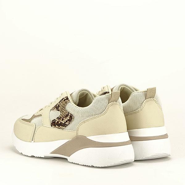 Sneakers bej Fabia [4]