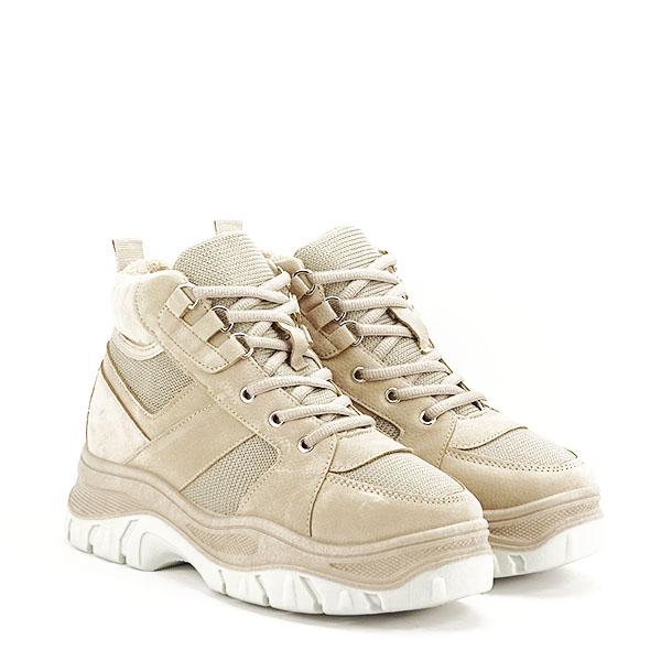 Sneakers bej Lavinia [2]