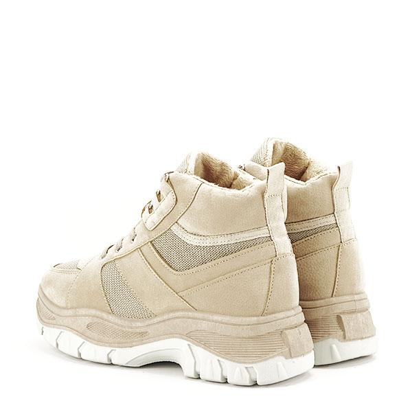 Sneakers bej Lavinia [3]