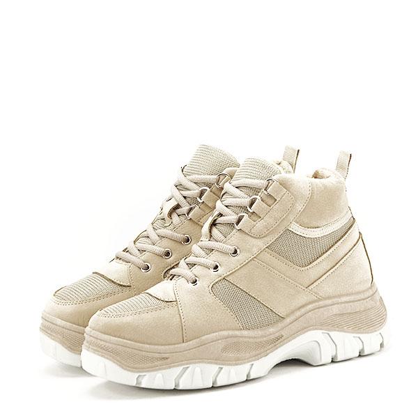 Sneakers bej Lavinia [0]