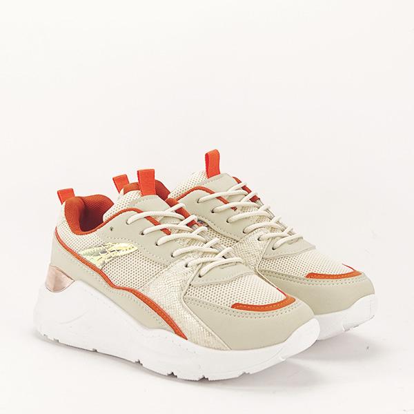 Sneakers bej Simona [2]