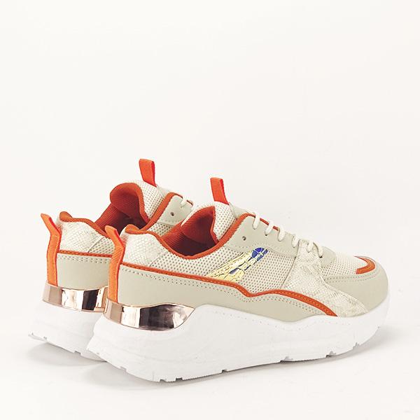 Sneakers bej Simona [4]