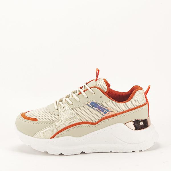 Sneakers bej Simona [0]