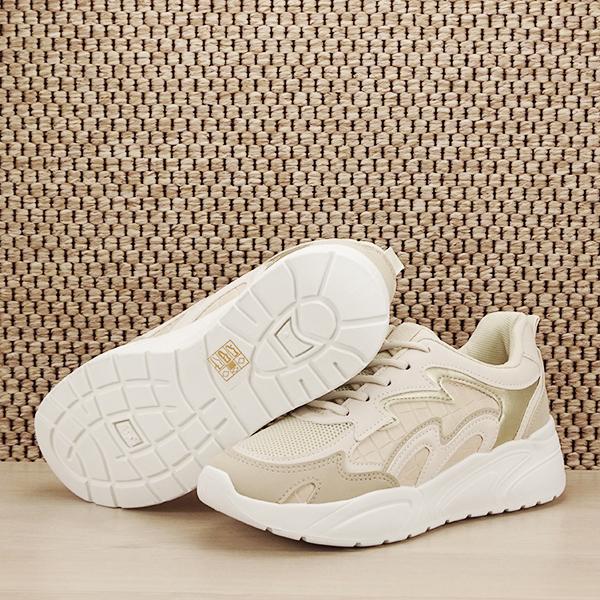 Sneakers bej Tania [7]