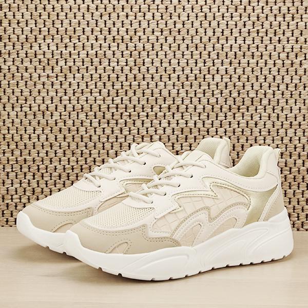 Sneakers bej Tania [1]