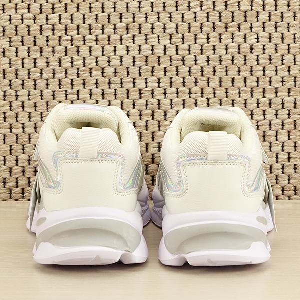 Sneakers copii alb Hannah [5]