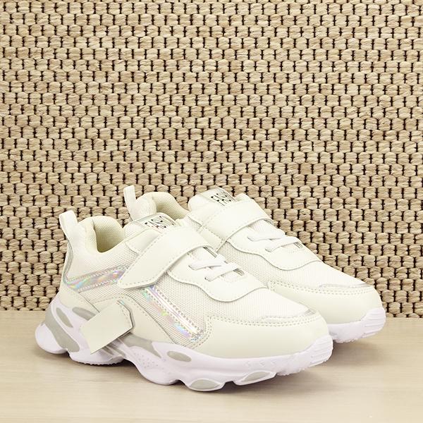 Sneakers copii alb Hannah [2]