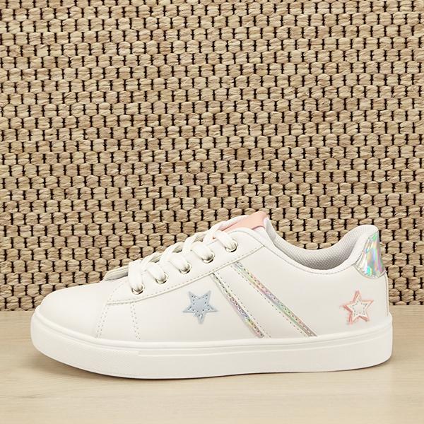 Sneakers copii alb Sofia [1]