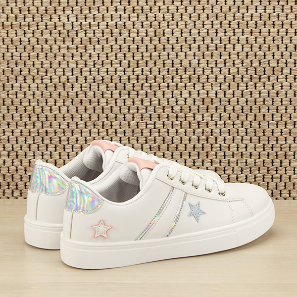 Sneakers copii alb Sofia [4]