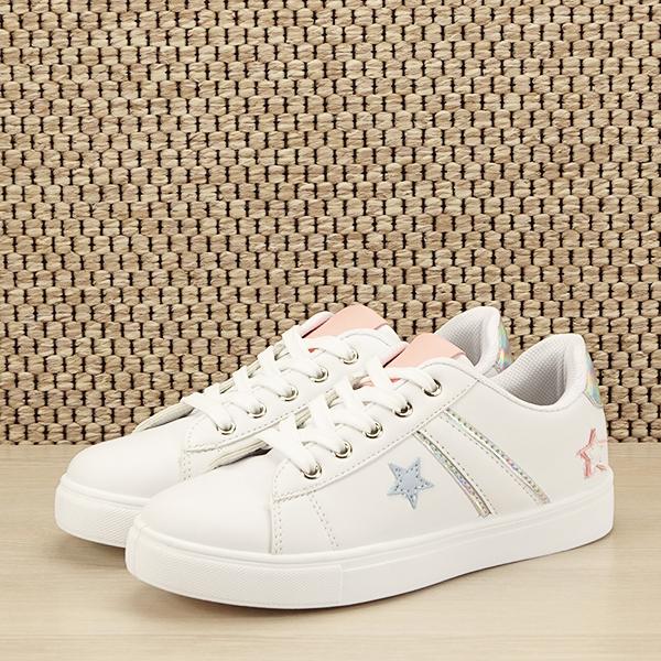 Sneakers copii alb Sofia [0]