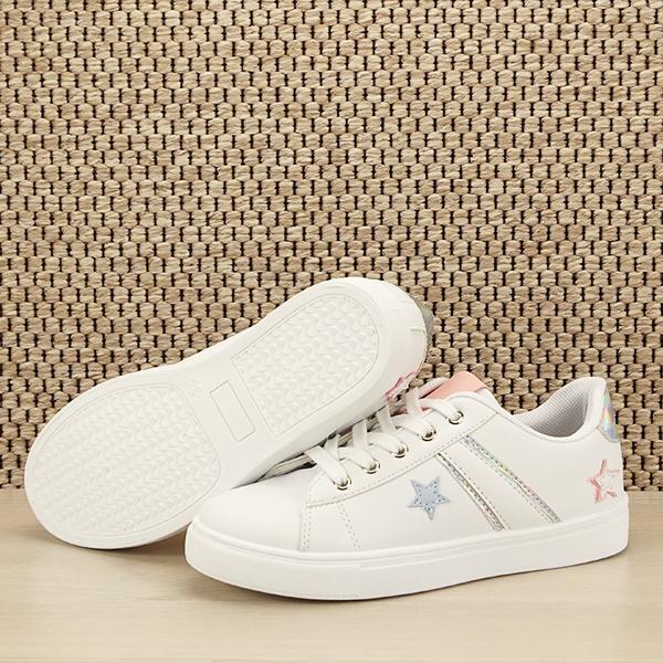 Sneakers copii alb Sofia [7]