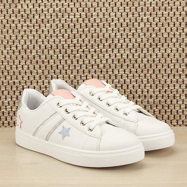 Sneakers copii alb Sofia [2]
