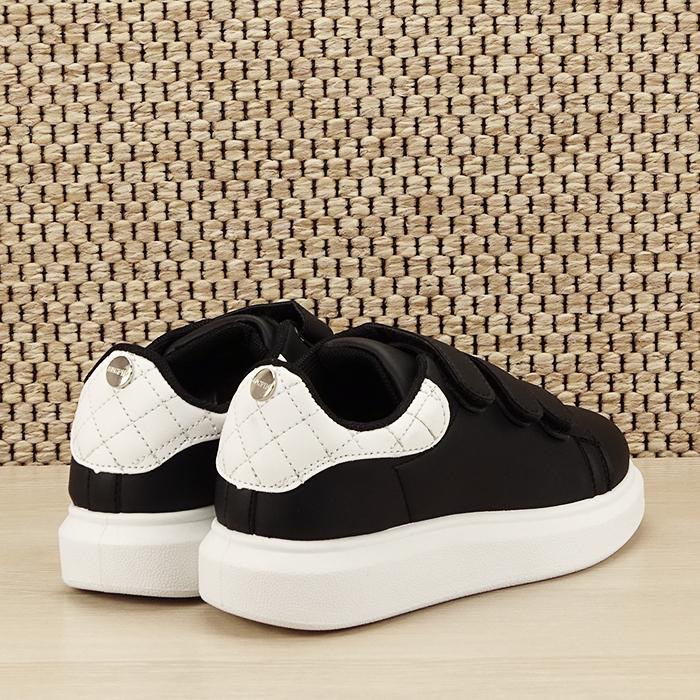 Sneakers copii negru Chris [4]