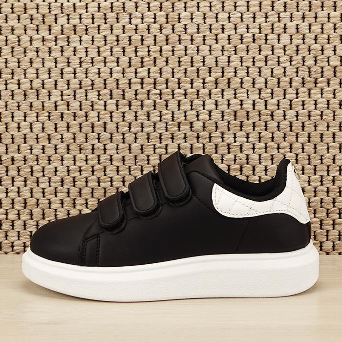 Sneakers copii negru Chris [0]