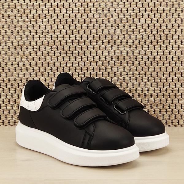 Sneakers copii negru Chris [2]