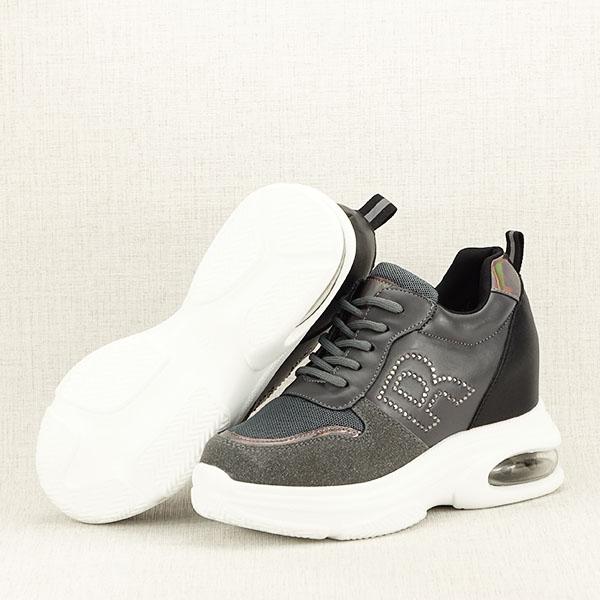 Sneakers gri High Top Luna 7