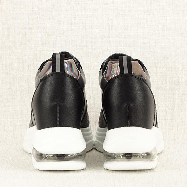 Sneakers gri High Top Luna 6
