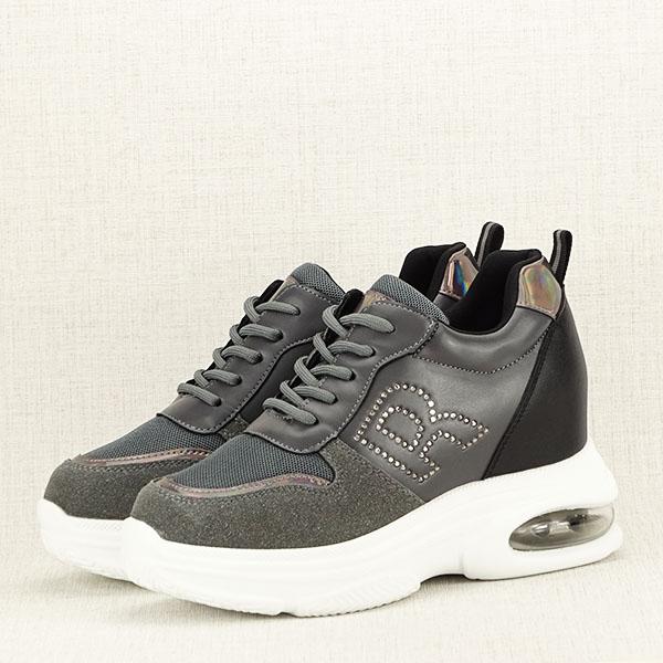 Sneakers gri High Top Luna 2