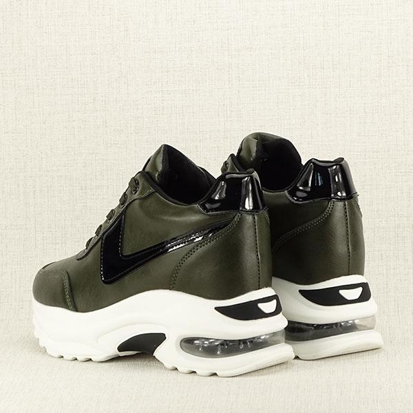 Sneakers kaki High Top Abby [5]