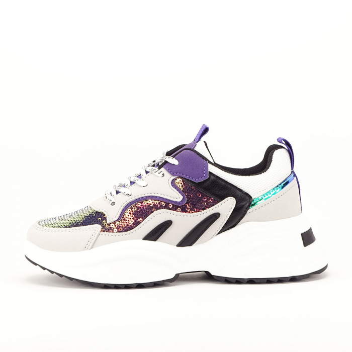SNEAKERS MULTICOLOR ZOE 8