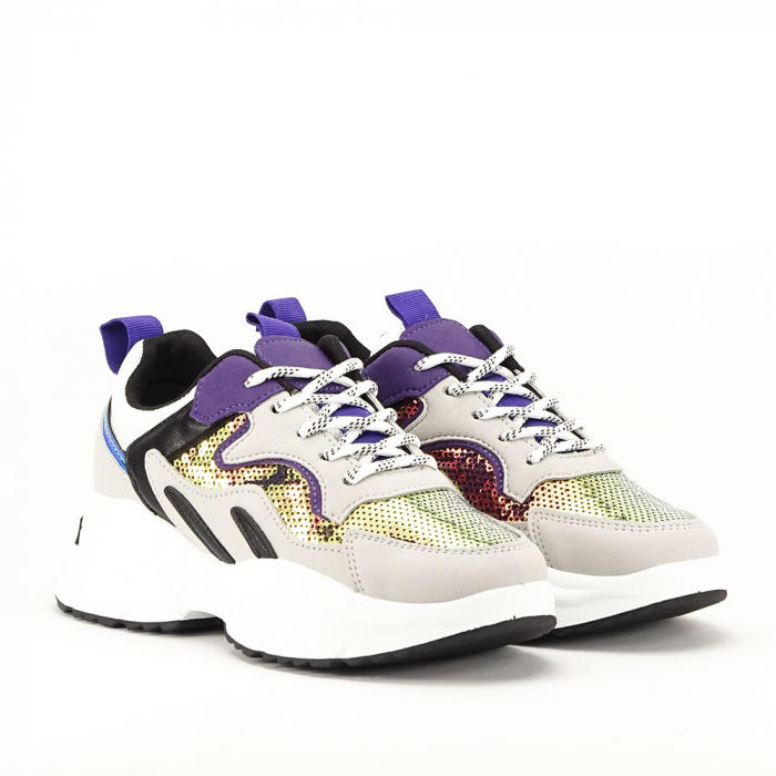 SNEAKERS MULTICOLOR ZOE 3