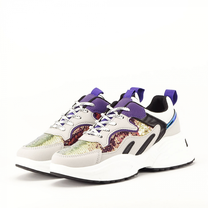 SNEAKERS MULTICOLOR ZOE 1