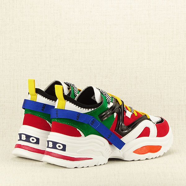 Sneakers multicolor Vicky 5