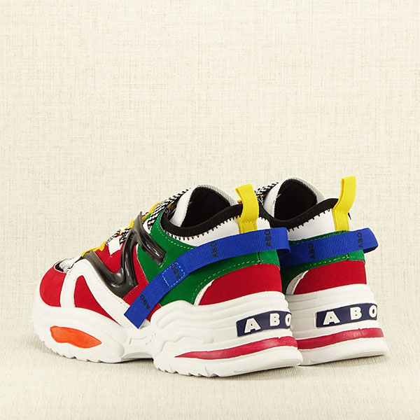 Sneakers multicolor Vicky 4
