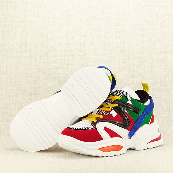 Sneakers multicolor Vicky 7