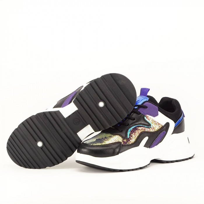 SNEAKERS MULTICOLOR ZOE 5