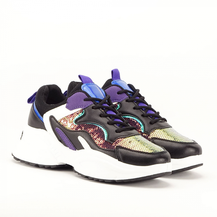 SNEAKERS MULTICOLOR ZOE 6