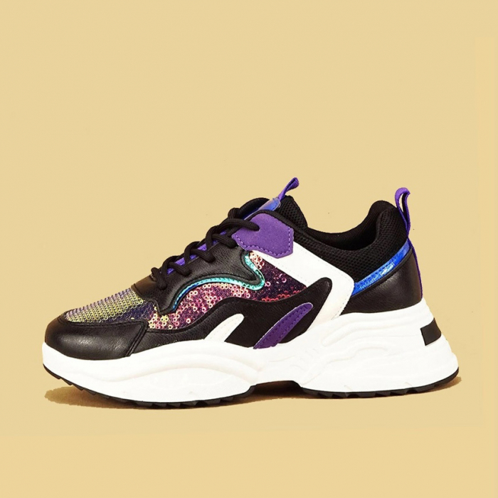 SNEAKERS MULTICOLOR ZOE 0